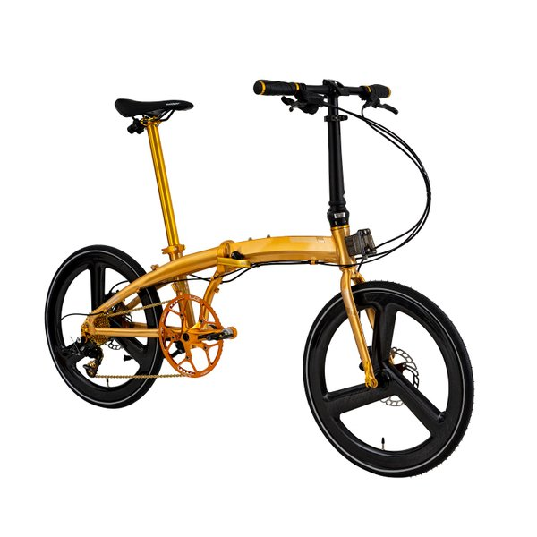 Element Ecosmo 11 Speed (Gold Plated) (Right side view)