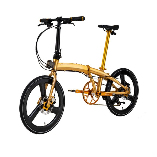 Element Ecosmo 11 Speed (Gold Plated) (Left side view)
