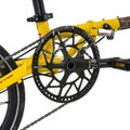 Element Troy X10 B2w (Yellow-Red) (Chain ring)