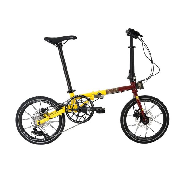 ELEMENT TROY X10 B2W (YELLOW-RED)
