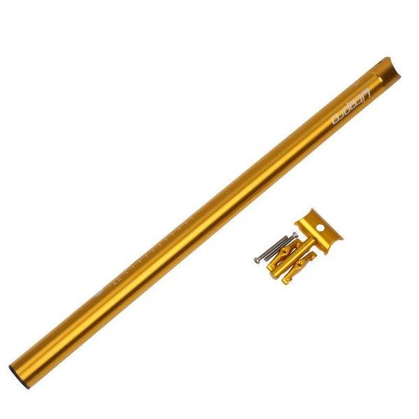LITEPRO SEATPOST A61 33.9MMX600MM (GOLD)