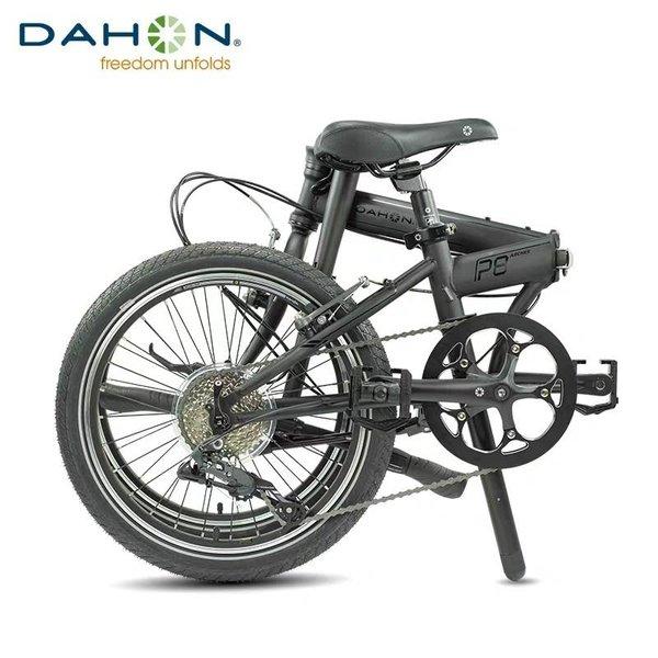 """DAHON ARCHER P8 20"""" KBC083 (BLACK)"""