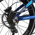 Element Ecosmo 8 Speed Biru (Blue) (Wheel)