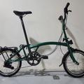 3Sixty Chromoly M 6 Speed - Postal Green