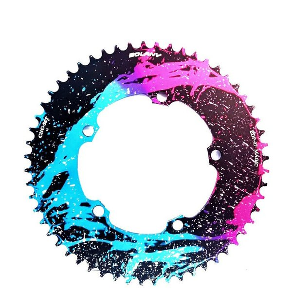 CHAINRING BOLANY 56T - STARRY BLUE