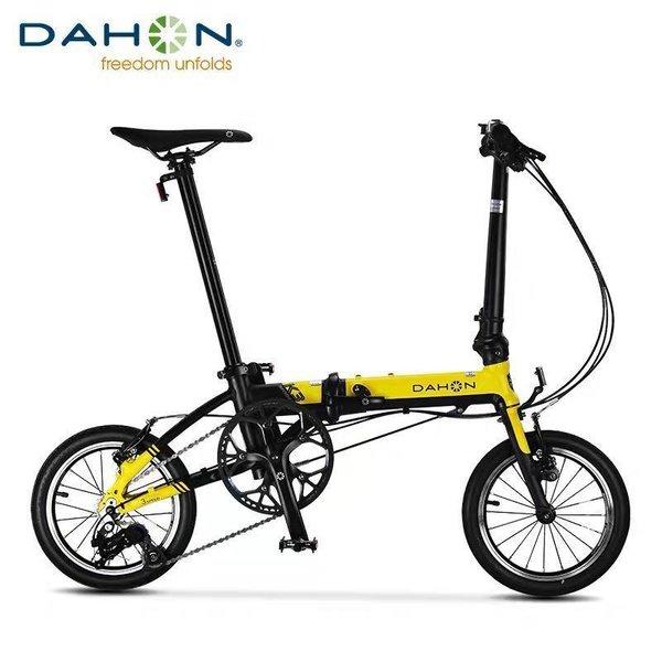 DAHON K3 (YELLOW)