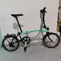 3Sixty Chromoly M 6 Speed - Bianchi Green