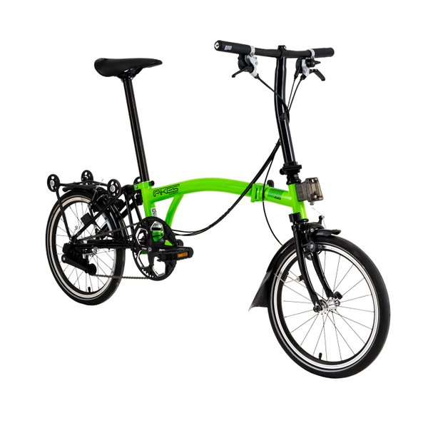 ELEMENT PIKES S-BAR (NEON LIME)